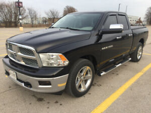 2012 Dodge Ram 1500 Big Horn, 5.7L Hemi, 4x4, Navigation