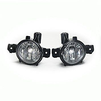 Pair foglamps foglights Burchell CLEAR BMW e81 e82 e87 x5 e70 /& LCI x1 e84 x3 e83