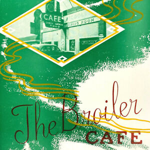 Vintage-1930s-The-Broiler-Cafe-Dining-Room-Restaurant-Menu-Salt-Lake-City-Utah