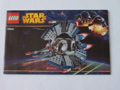 75044 LEGO® Bauanleitung Instruction Nr