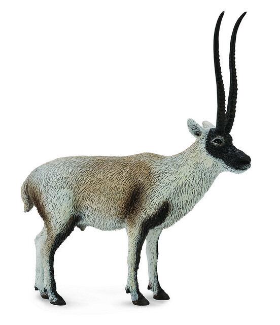 Collecta 88721 Tschiru Chiru 3 1//8in Wild Animals Tibet Antelope