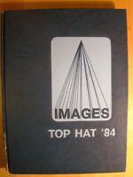 Hammond Indiana Morton High School Top Hat Yearbook Annual 1984 Year Book