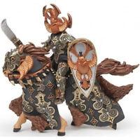 Papo Dark Beetle Warrior & His Horse Set Release 38986