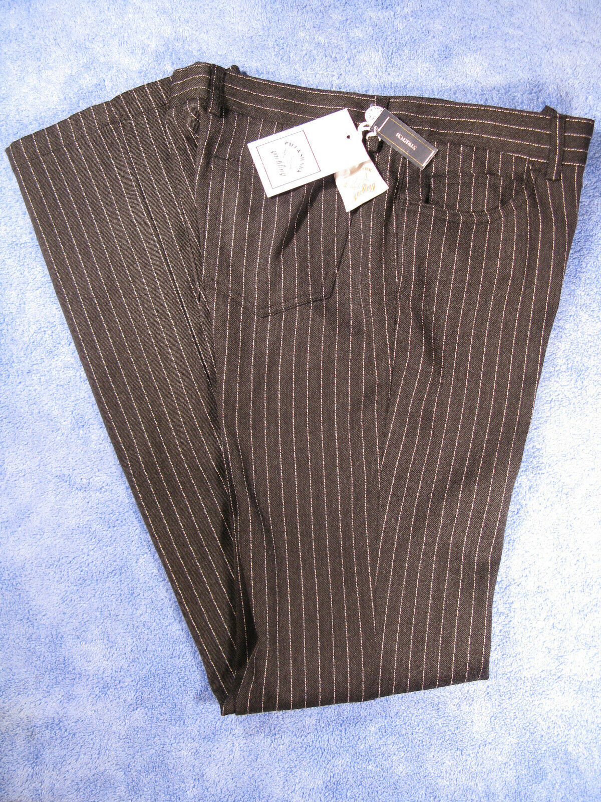 PAUL & AND SHARK  STRETCH PANTS,MADE IN ITALY,NEW,SIZE 10