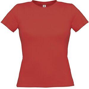 Rouge B Femme Lot 10 Coton De Cgtw012 shirt 100 Tee amp;c HBp6xRqpPw