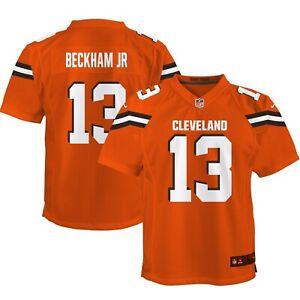 Odell Beckham Jr Cleveland Browns Nike Youth Game Jersey – Orange ...