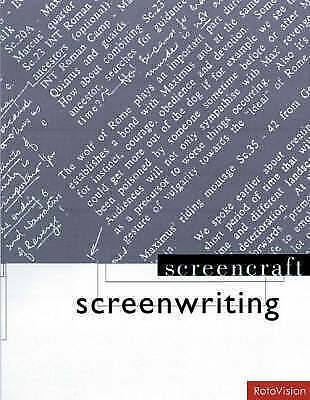 Screencraft Screenwriting (Screencraft Series)-ExLibrary
