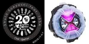 Details about NEW Kamen Rider Zi-O Over Quartzer Limited Number CD & DX  Zi-O Ride Watch F/S