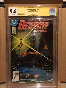 CGC-SS-9-6-ONLY-ONE-SIGNED-Alan-Grant-Detective-Comics-586-2nd-App-Ratcatcher
