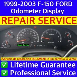 Image Is Loading 2002 Ford F150 Expedition F 150 Odometer Cer