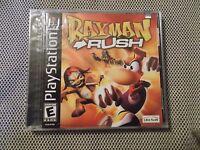 Rayman Rush (sony Playstation 1, 2002)