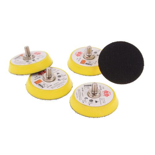 "2/"" Mix Grit Sander Disc Sanding Polish Polishing Pad fit Grinder Rotary Tool *TR"