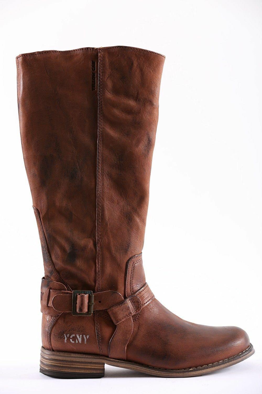 Gelb Cab Damen Schuhe Stiefel Berber W Y29106 tan  Neuware