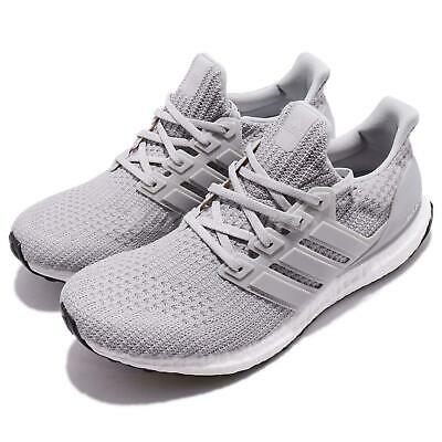 low priced 1c322 1d132 adidas UltraBOOST 4.0 Continental Grey White Men Running ...