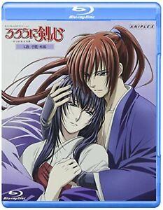 Samurai-X-Rurouni-Kenshin-Recollection-Blu-ray-Free-Ship-w-Tracking-New-Japan