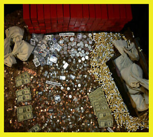 OLD-US-MINT-PROOF-SET-VINTAGE-RARE-COIN-COLLECTION-GOLD-GEMS-BULLION-999-SILVER