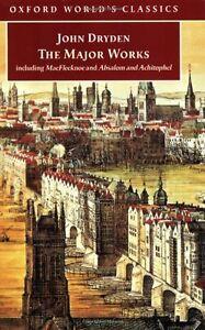The-Major-Works-Inglese-John-Dryden-Libro-nuovo-in-Offerta-in-NEW-Book