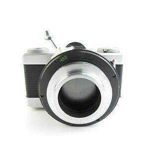 werra mikroskop kamera mit adapter f r ringschwalbe ebay. Black Bedroom Furniture Sets. Home Design Ideas