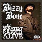 The Greatest Rapper Alive [PA] by Bizzy Bone (CD, Nov-2010, B-dub)