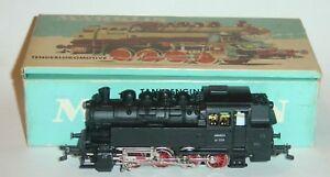 Marklin Ho, Locomotive à vapeur Br 81 004 Rf.3031 numérique 5 polos avec télex!