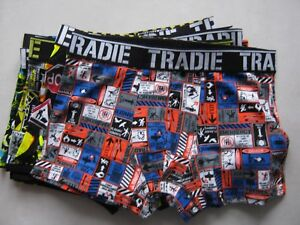 10-x-MEN-039-S-TRADIE-COTTON-TRUNK-WITH-DEFECTS