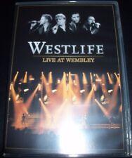 Westlife Live At Wembley (Australia All Region) DVD - Like New
