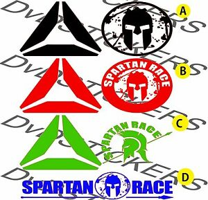 KIT-ADESIVI-stickers-Set-Reebok-Spartan-race