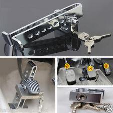 Alloy Steel Anti-Theft Security Device Car Suv Clutch Brake Accelerator Rod Lock