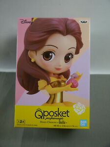 Banpresto-New-Disney-Q-Posket-Perfumagic-Mini-Figure-Belle-Ver-A-4-11-16in