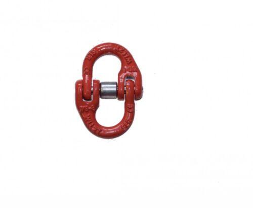 2mtr x 4 leg 8mm Lifting Chain Sling 4.25 tonne with Shortners To EN818-4