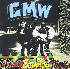 It's A Compton Thang - Compton's Most Wanted (2016, CD NIEUW)