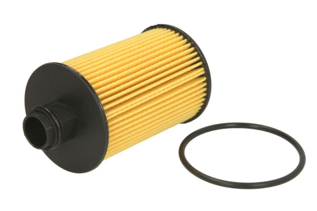 Genuine MAHLE Replacement Engine Oil Filter Insert OX 128//1D OX128//1D