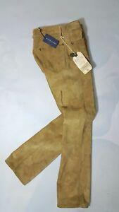 et coupe à ajustée Label en encolure Pantalon Ralph ronde femme Lauren collection Blue daim 8xXBxq0U
