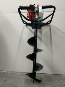 HOC GD7200 AUGER 71 CC + 1 FREE 4 FOOT DRILL BIT + 90 DAY WARRANTY + FREE SHIPPING Canada Preview