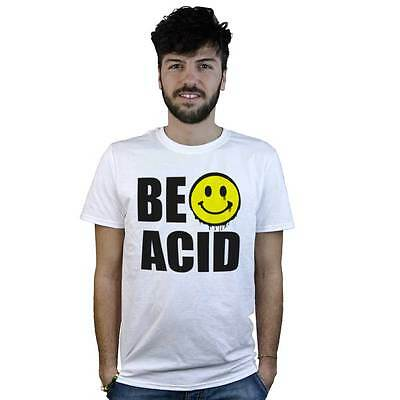 T-Shirt Dj Bless Acid House T-Shirt Music Discotheque Electronics G Techno