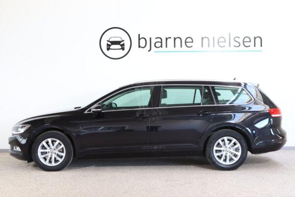 VW Passat 2,0 TDi 190 Comfort+ Vari. DSG - billede 1