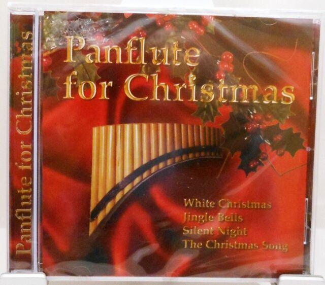Weihnachten mit der Panflöte + CD + Panflute for Christmas + 16 tolle Lieder +