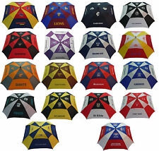 OFFICIAL AFL DELUXE DOUBLE CANOPY GOLF UMBRELLA - ALL AFL TEAMS