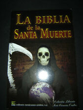 LA BIBLIA DE LA SANTA MUERTE ritual, oracion culto libro