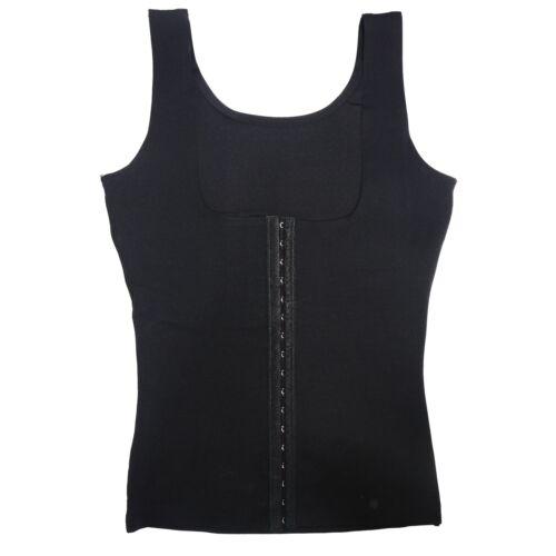 Modelador de cintura dama Entrenador Invisible conrtol Chaleco Top Underbust levanta 6012
