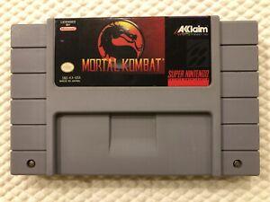 Mortal-Kombat-Super-Nintendo-SNES-Authentic