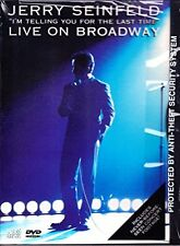 Jerry Seinfeld Live on Broadway: I'm Telling You for the Last Time - Target Excl