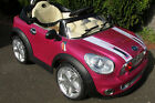 NEW KIDS 12volt Electric Ride-On Car - PINK SPORTS MINI + Remote Control