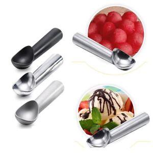 New Scoop Kitchen Fruit Dipper Anti-Freeze Aluminum Ice Cream Spoon Non-Stick