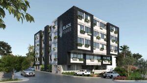 Black Tower , departamento en venta de categoría  Playacar, PLaya del Carmen
