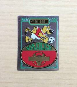 FIGURINE-PANINI-CALCIATORI-1982-83-N-554-SCUDETTO-BADGE-VARESE-NEW-STICKER