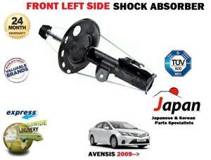 Per-Toyota-Avensis-2009-gt-Nuovo-Anteriore-Sinistro-Montante-Ammortizzatore