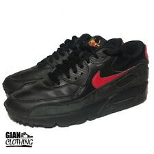 Nike Air Max 90 F Chinese Year Black Red Laser Size 10 for