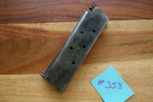 Colt-1911-1911A1-Magazine-WWII-Issue-MS-Little-Good-Shape-Capacity-7
