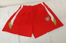 Arsenal Red Color Official Licensed Men's Shorts